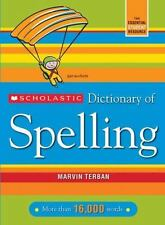 Scholastic Dictionary of Spelling, Marvin Terban, Good Book