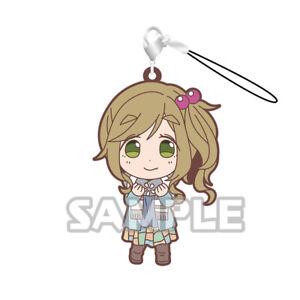 Yuru Camp Swing Mascot Rubber SD Keychain Strap Charm ~ Aoi Inuyama @71738