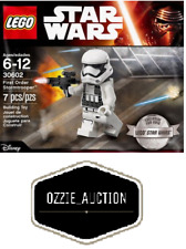 Lego Star Wars First Order Stormtrooper Polybag Minifigure [30602]