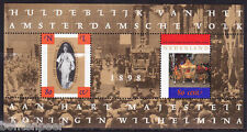 NVPH 1778 BLOK 100 JAAR GOUDENKOETS 1998 POSTFRIS CAT.WRD 3,50 EURO