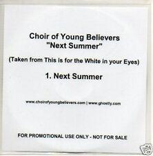 (304V) Choir of Young Believers, Next Summer - DJ CD