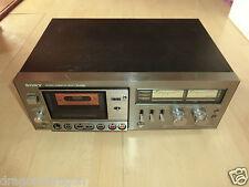 Sony TC-K6B Kassettendeck / Tape Deck, DEFEKT, optisch gepflegt