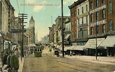 The View Down South Broad Street, Trenton NJ