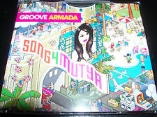 Groove Armada Song 4 For Mutya (Sugababes) Australian Remixes Rare CD Single