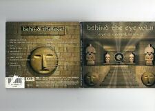 Behind the Eye II 2-CD Eye Q'95-techno trance ritmo down-tbfwm