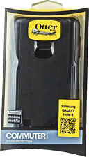 Otterbox Commuter Series Case Phone w/ Screen Built-in for SAMSUNG GALAXY NOTE 4