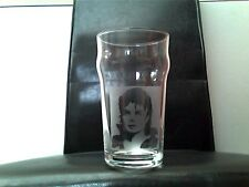 Michael Jackson Personalised Etched Engraved Beer Pint Glass