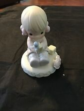 """Precious Moments 1994 """"Growing In Grace� Age 2. Item # 136212"""