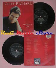 LP 45 7'' CLIFF RICHARD Saviour's day Oh boy medley 1990 uk EMI no cd mc dvd