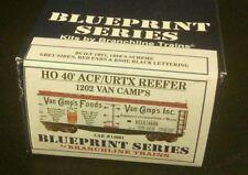 Branchline Blueprint Series HO scale Van Camps Foods 1202 40' #14601