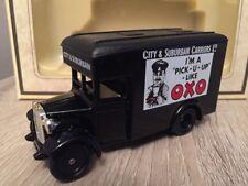Lledo Days Gone 1934 Dennis Parcels Van 'oxo' Diecast Model Boxed