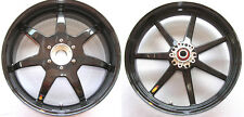BST Carbon Fiber Rims Wheels Honda VFR1200 VFR 1200F Ariel Ace