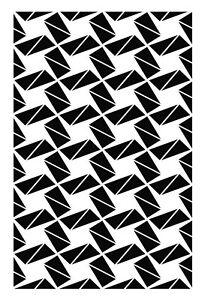 high detail airbrush pattern stencil FREE POST