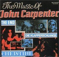 Splash Band - Music of John Carpenter [New Vinyl LP] With CD