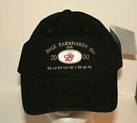 Vtg Dale Earnhardt Jr Budweiser NASCAR Racing Car Baseball Cap Hat New OSFM 2000