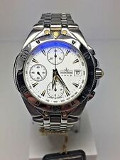 OROLOGIO LUCIEN ROCHAT SWISS MADE AUTOMATIC CRONO 0423521022 NUOVO!! -40% OFF