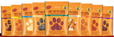 Pet Munchies Natural Dog Treats 320g Value Pack Healthy 100% Meat Jerky Low Fat