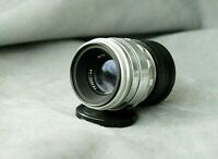 LENS HELIOS-44 silver Swirly Bokeh 58mm F2 RUSSIAN for Sony NEX E-mount