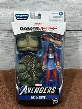 """Marvel Legends 6"""" Gamerverse Ms. Marvel Avenger Ms Kamala Khan"""