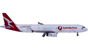 1:400 HYJLwings Australia Post AIRBUS A321 Passenger Airplane Diecast Model