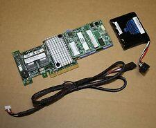 IBM ServeRaid M5110 6Gbps SAS/SATA RAID Controller w/512Mb & Battery - 00AE807