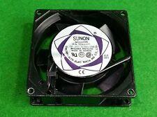SUNON SF23092A 2092HST 92x92x25mm AC220V-240V 0.06A, USED
