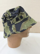 Gr 58/59 US VIETNAM TIGER STRIPE BOONIE Buschhut Jungle Special Forces LRRP MIKE