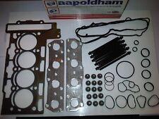 PEUGEOT 207 308 3008 508 5008 1.4 1.6 16V + VTi PETROL HEAD GASKET SET & BOLTS