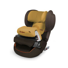Autositz Kinderautositz Gruppe 1 Kg9-18 Juno-Fix Candied Nuts-brown Cybex