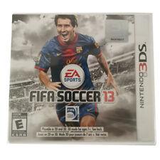 FIFA Soccer 13 (Nintendo 3DS, 2012)