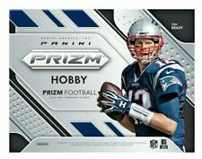 2018 Panini Prizm Football - PARALLEL SERIAL NUMBERED - Pick Your Card -