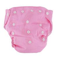 5- 45 PCS Adjustable Reusable Lot Baby Washable Cloth Diaper 100% Cotton