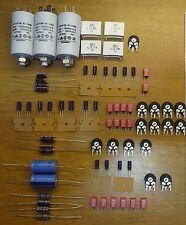 REVOX a77 kit riparazione motore e audio schede con guida di installazione, repairkit