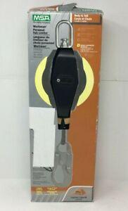 MSA 10093353 Workman 12FT Personal Fall Limiter
