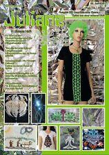Klöppeln mit Juliane Ausgabe 26 Spitze aus einer anderen Welt - Klöppelbriefe