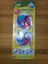 Crayola Color Cakes Cupcakes Cupcake Maker Multicolor Divider