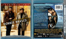 Blu-ray Johnny Depp DONNIE BRASCO Al Pacino UNRATED Extended Cut OOP A/B/C NEW