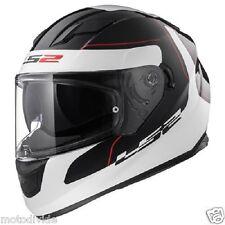 Motorrad Integral Helm LS2 Stinger FF320 sw titan Gr S ohne original Verpackung