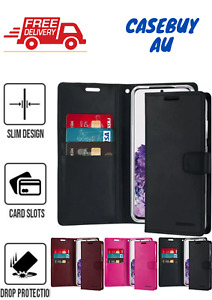 For Galaxy S21 S21+ S21 Ultra Wallet Leather Flip Case Cover