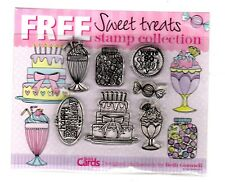 Sweet Treats Stamp Collection  - NEW