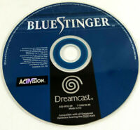 Jeu Sega Dreamcast VF en loose  Blue Stinger  Envoi rapide et suivi