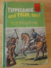1957 - Tippecanoe and Tyler, 1st Printing, #76 Landmark Books American History