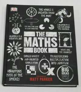 The Maths Book: Big Ideas Simply Explained by Dk (English) Hardcover Book