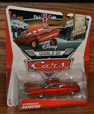 2014 Disney World of Cars Die Cast Radiator Springs Hydraulic Ramone #2 / 15 NEW