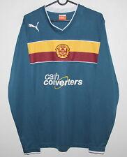 Motherwell Scotland third shirt 11/12 Puma Size L Long sleeves