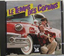 DALIDA  ENRICO MACIAS (CD)  LE TEMPS DES COPAINS