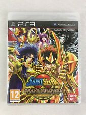 PS3 Saint Seiya Brave Soldier (2013), UK Pal, Brand New & Factory Sealed