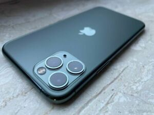 Iphone 11 pro 256 GB Midnight Green - face id issue