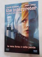 The Interpreter - Film - Edizione Speciale con Slipcase - COMPRO FUMETTI SHOP