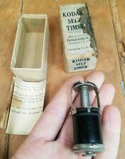 Kodak Self Timer in Original Box with  Instructions, Pat. 1918 (For Display)